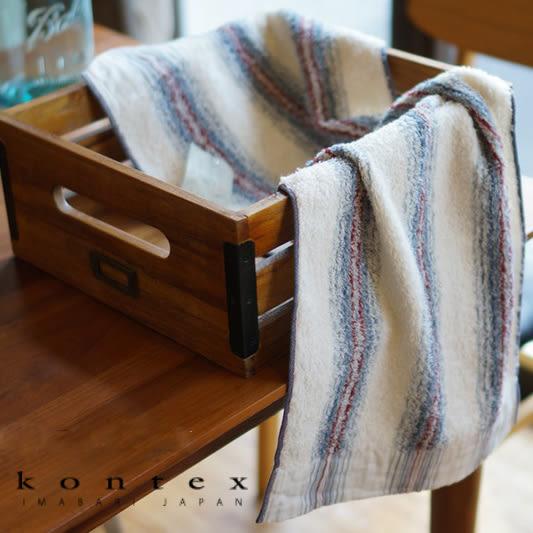 【クロワッサン科羅沙】日本今治~Kontex40細紗海洋紋毛巾 (二色可選)