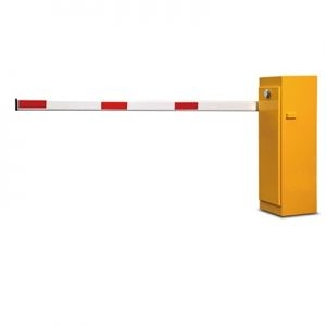 Garrison防盜器材 批發中心 停車場車道管制系統 電動柵欄機LK-105A室內型(直臂式)