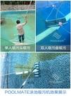 吸污機游泳池吸污機水泵魚池吸污泵水下吸塵...