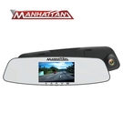 MANHATTAN曼哈頓 RS11 高畫質後視鏡行車記錄器+16G記憶卡