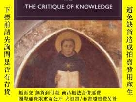 二手書博民逛書店Thomist罕見Realism And The Critique Of KnowledgeY255562 E