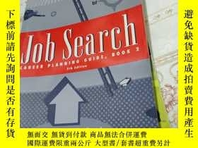 二手書博民逛書店Job罕見Search: Career Planning Guide, Book 2 (1兩冊合售)Y3968