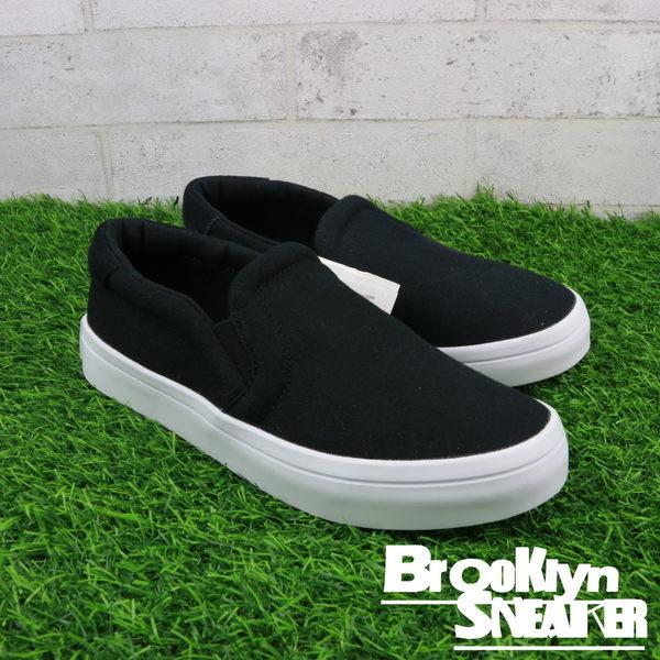 Adidas CourtVantage SLIP ON W 黑白 網布 懶人鞋 女 (布魯克林) S75171
