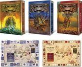祕密之屋套書(全系列三本收藏,含首部曲珍藏書盒+祕密之屋大冒險桌遊+風之女巫...
