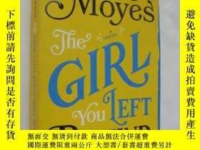 二手書博民逛書店The罕見Girl you left behindY85718