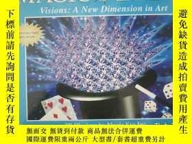 二手書博民逛書店Magic罕見Eye III: A New Dimension