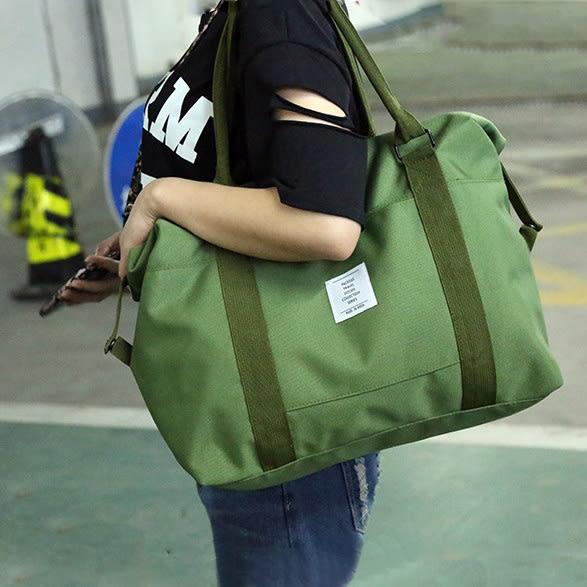 短途旅行男女手提大容量單肩包袋防水拉杆行李箱掛包登機包健身包─預購CH1802