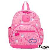 Hello Kitty-休閒潮流Ⅱ-後背包-小-粉-KT88B01PK