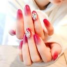 穿戴美甲孕婦可穿戴假指甲貼片女新娘隨時摘戴的美甲成品防水網紅【果果新品】