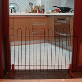 小型犬寵物柵欄門欄 狗狗圍欄隔欄 寵物籬笆 狗狗隔離閘門