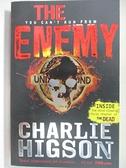 【書寶二手書T1/原文小說_G1I】ENEMY,THE 敵人_查理·希格森
