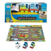 費雪 FISHER PRICE 湯瑪士學習-小火車遊戲組(附地圖軌道)