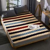 床墊 冬天保暖床墊軟墊子榻榻米學生宿舍單人1.35m1.8米1.5雙人2 萬寶屋