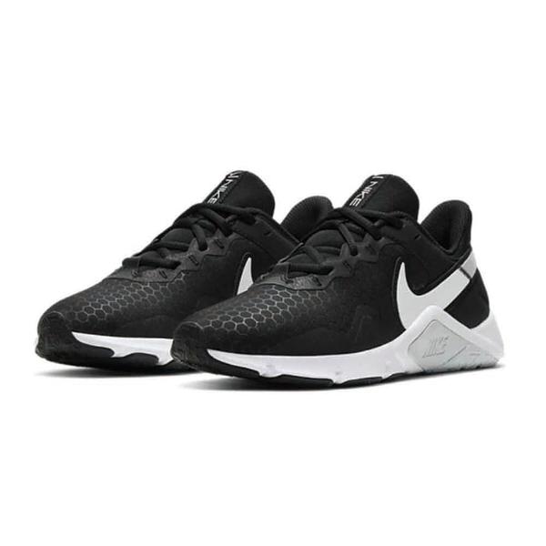 NIKE系列-LEGEND ESSENTIAL 2 女款黑白色運動慢跑鞋-NO.CQ9545001