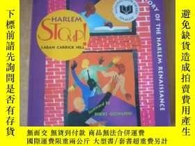 二手書博民逛書店Harlem罕見Stomp!: A Cultural Histo