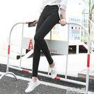 打底褲女外穿2019新款夏季顯瘦黑色韓版緊身小腳鉛筆薄款夏季長褲 藍嵐