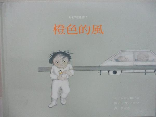 【書寶二手書T1/少年童書_DIG】橙色的風