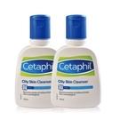 【Cetaphil舒特膚】油性肌膚專用潔膚乳(125ml x2)
