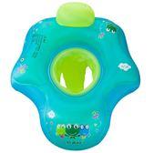 三隻青蛙嬰兒游泳圈T型坐圈寶寶座圈嬰兒腋下圈0-12個月3-6歲
