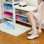 加厚防潮鞋盒收納透明鞋盒家用放鞋子的收納盒男女塑料收納盒〖米娜小鋪〗igo