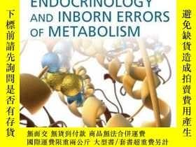二手書博民逛書店Pediatric罕見Endocrinology And Inborn Errors Of Metabolism奇