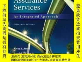 二手書博民逛書店Auditing罕見And Assurance Services And New Myaccountinglab