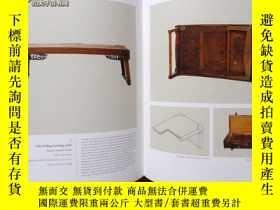 二手書博民逛書店中國經典傢俱:清代傢俱集珍罕見(英文版)Classic Chin