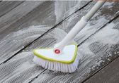 戶外長柄地板刷硬毛家用地刷衛生間瓷磚海綿清潔刷子浴室洗地神器