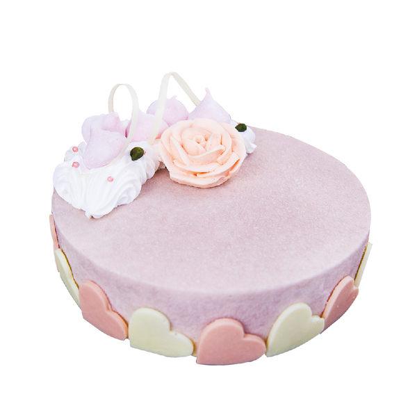 【上城蛋糕】生日蛋糕自取-芋見幸福6吋,精選甜柔芋頭餡,芋頭蛋糕,甜而不膩