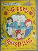 【書寶二手書T1/原文小說_LER】The Royal Babysitters_Beauvais, Clementine/ Moor, Becka (ILT)