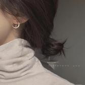 一款多戴可拆卸月牙形狀耳釘韓國氣質個性簡約小巧鋯石耳環耳飾女 雙11 伊蘿