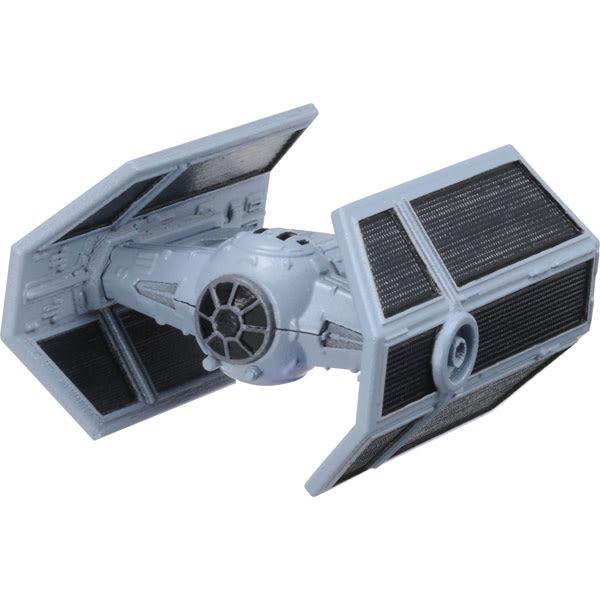 STAR WARS多美星際大戰TSW-07 Darth Vader's TIE Fighter黑武士專用TIE戰機