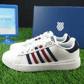 【iSport愛運動】K-SWISS PERSHING COURT LIGHT 輕量 休閒鞋 96095172 女款