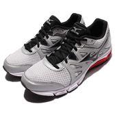 【六折特賣】Mizuno 慢跑鞋 Synchro MD 灰 黑 紅 運動鞋 網布避震 X10耐磨大底 男鞋 【PUMP306】 J1GE1618-09