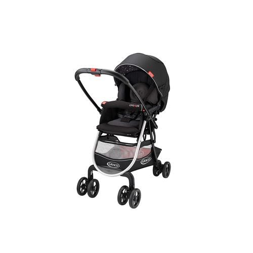 GRACO 購物型雙向嬰幼兒手推車 城市商旅 CITIACE CTS-小花朵[衛立兒生活館]