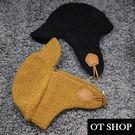[有現貨有影片] 兒童帽 雷鋒帽 護耳帽 孩童保暖帽 親子帽 童裝配件 孩童保暖配件 C5015