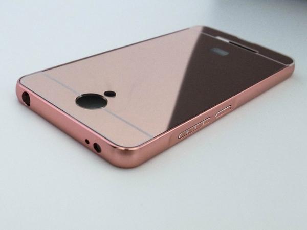 Xiaomi 紅米Note 2 手機殼 保護 電鍍邊框鏡面後蓋系列