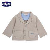 chicco-倫敦熊系列-西裝式外套-卡其
