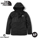 【The North Face 男 DV防水可套接外套《黑》】4UAU/防水透氣衝鋒衣/風雨衣/連帽外套
