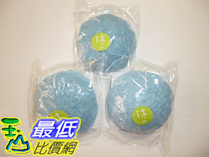 [106東京直購] 山本農場 薄荷 B00GB2H8C4 洗臉用 (3入) 日本制 Konnyaku sponge for facial cleansing