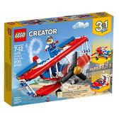 樂高積木 LEGO《 LT31076 》Creator 創意大師系列 - 瘋狂特技飛機╭★ JOYBUS玩具百貨
