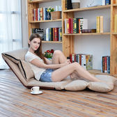 懶人沙發床豆袋可愛卡通創意單人雙人榻榻米地板午休摺疊式沙發jj
