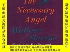 二手書博民逛書店The罕見Necessary Angel-必要的天使Y436638 Wallace Stevens Vinta