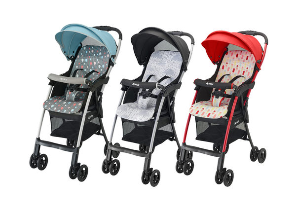 APRICA 愛普力卡 Magical air S 新境界 輕量嬰兒車