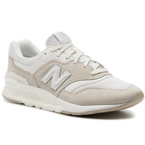 New Balance 男款米白色復古慢跑鞋-NO.CM997HCB