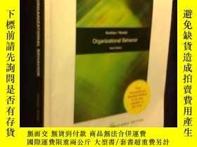 二手書博民逛書店Organizational罕見Behavior (ninth