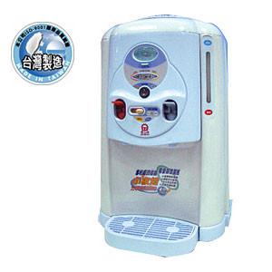 【中彰投電器】晶工牌(8公升)全開水溫熱開飲機.JD-1503【全館刷卡分期+免運費】
