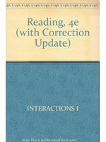 二手書博民逛書店《Interactions 1 : Reading [High Beginning - Low Intermediate]》 R2Y ISBN:0071232028
