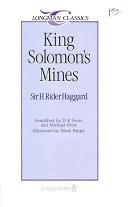 二手書博民逛書店 《King Solomon s mines》 R2Y ISBN:0582018218│Longman Pub Group