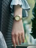 聚利時手表女時尚女學生簡約氣質小表盤女士細皮帶石英手表ins風 非凡小鋪